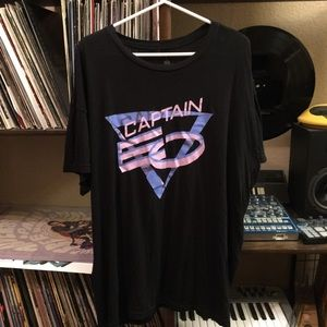 RARE RETRO MichaelJackson Captain EO Disney TShirt